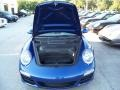 Aqua Blue Metallic - 911 Carrera S Cabriolet Photo No. 22