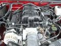 2007 Redfire Metallic Ford Mustang V6 Premium Convertible  photo #22