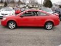 2007 Victory Red Chevrolet Cobalt LS Coupe  photo #9