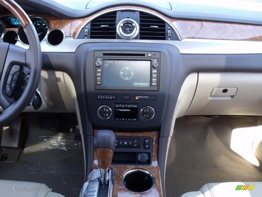 Buick Enclave Interior Colors Type