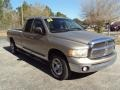 2002 Light Almond Pearl Dodge Ram 1500 SLT Quad Cab  photo #10