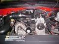 2006 Victory Red Chevrolet Silverado 1500 LS Regular Cab  photo #4