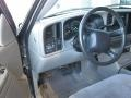 2000 Charcoal Gray Metallic Chevrolet Silverado 1500 LS Extended Cab  photo #9