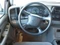 2000 Charcoal Gray Metallic Chevrolet Silverado 1500 LS Extended Cab  photo #16