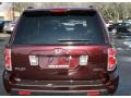 2007 Dark Cherry Pearl Honda Pilot EX-L 4WD  photo #7