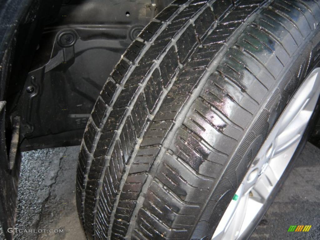 2006 Murano S AWD - Super Black / Charcoal photo #18