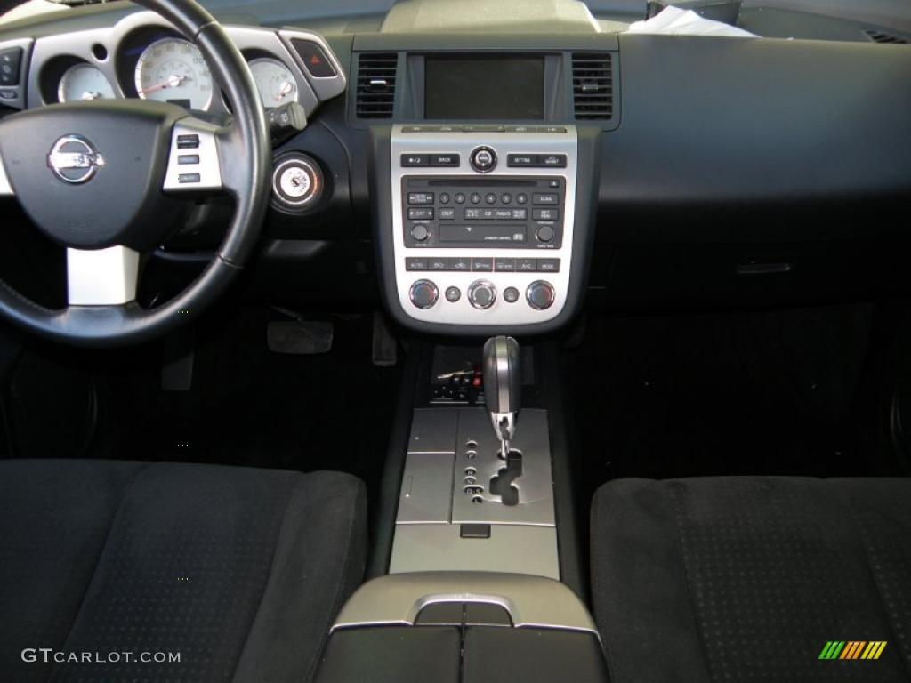 2007 Murano S AWD - Brilliant Silver Metallic / Charcoal photo #9