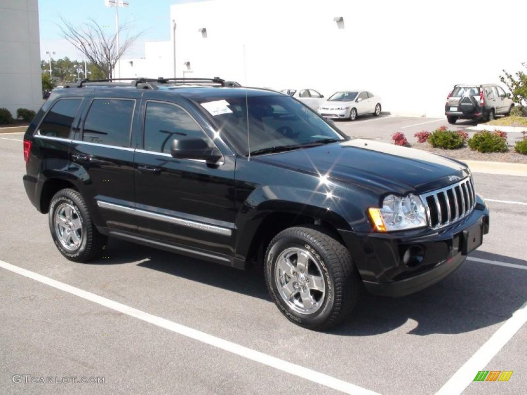 Black Jeep Grand Cherokee Limited Jeep Grand Cherokee Limited