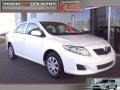 Super White 2010 Toyota Corolla Gallery