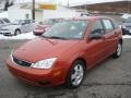 2005 Blazing Copper Metallic Ford Focus ZX5 SES Hatchback  photo #10