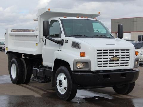 2004 Chevrolet C Series Kodiak C6500 Regular Cab Dump Truck Data, Info and Specs