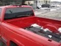 2000 Victory Red Chevrolet Silverado 1500 LS Extended Cab 4x4  photo #6