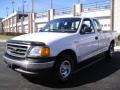Oxford White 2004 Ford F150 XL Heritage SuperCab
