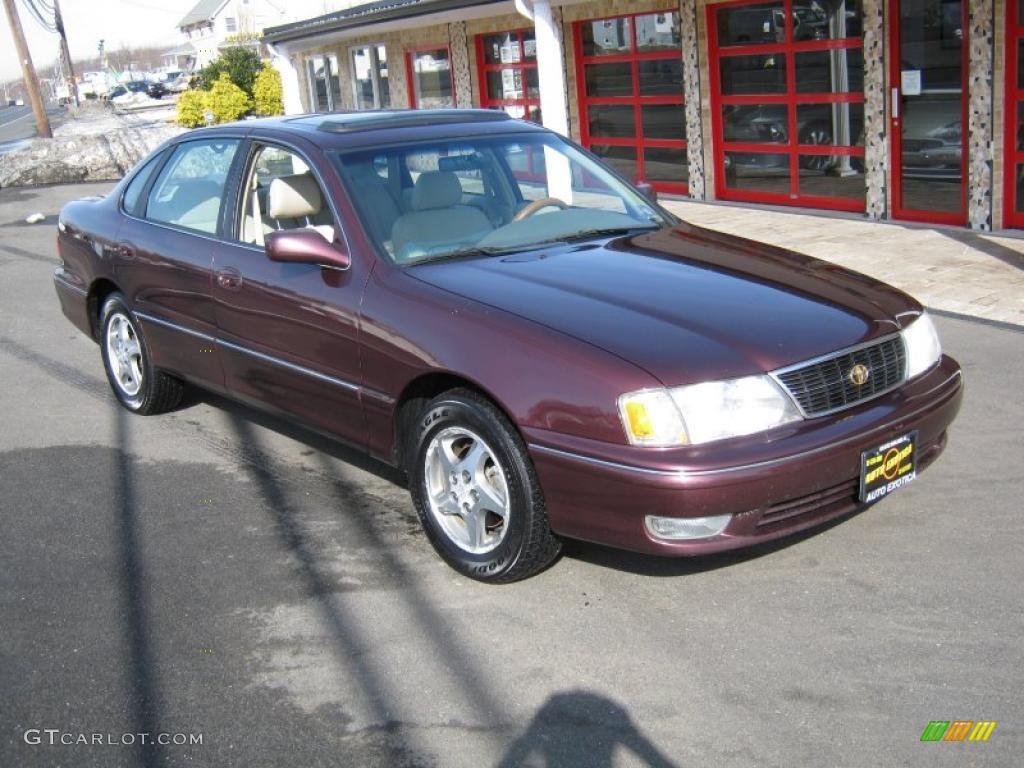 1998 ruby red pearl toyota avalon xls 26505766 gtcarlot com car color galleries gtcarlot com