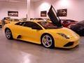 Giallo Orion (Yellow) 2007 Lamborghini Murcielago LP640 Coupe