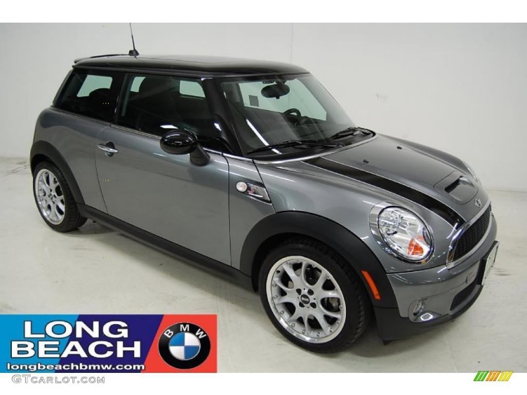 2007 pure silver metallic mini cooper s hardtop 26549236 car color galleries. Black Bedroom Furniture Sets. Home Design Ideas