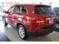 2011 Spicy Red Kia Sorento EX  photo #5