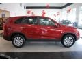 2011 Spicy Red Kia Sorento EX  photo #9