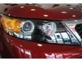 2011 Spicy Red Kia Sorento EX V6  photo #54