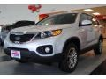 2011 Bright Silver Kia Sorento EX  photo #3