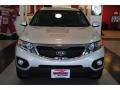 2011 Bright Silver Kia Sorento EX  photo #11