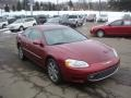 2002 Ruby Red Pearl Chrysler Sebring LXi Coupe  photo #6