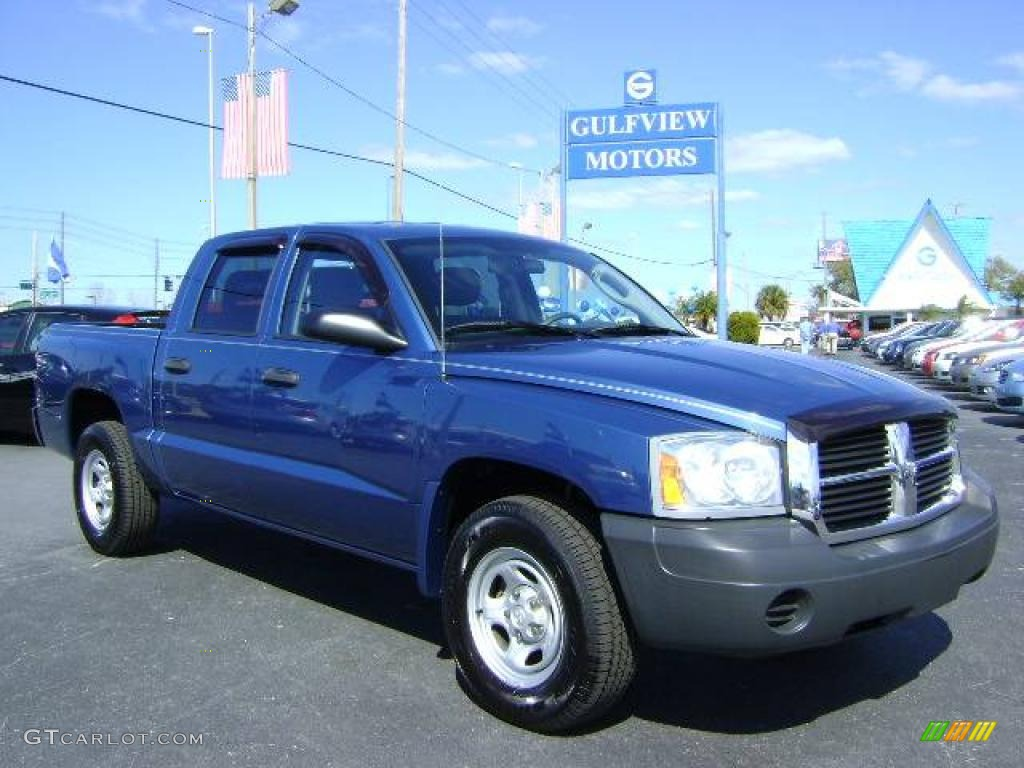 Atlantic blue pearl dodge dakota