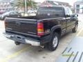 2002 Onyx Black Chevrolet Silverado 1500 LS Extended Cab 4x4  photo #4