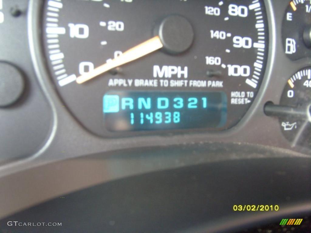 2002 Silverado 1500 LS Extended Cab 4x4 - Onyx Black / Tan photo #15