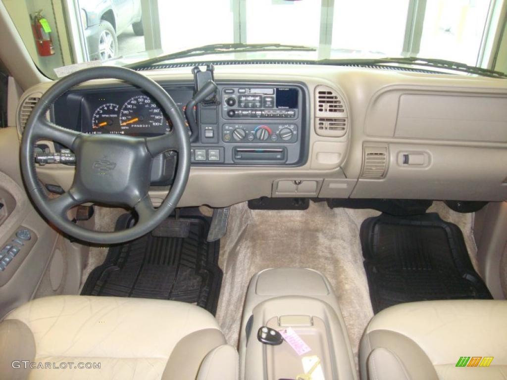 2000 light pewter metallic chevrolet tahoe z71 4x4 26549220 photo 21 car. Black Bedroom Furniture Sets. Home Design Ideas