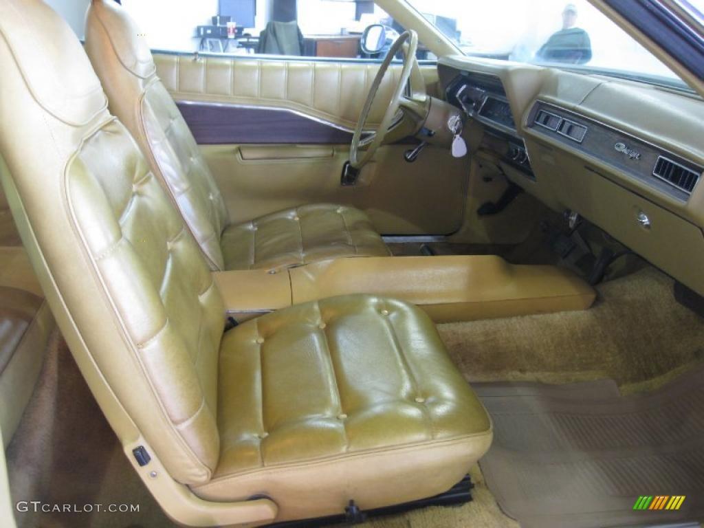 1973 Parchment Dodge Charger 26595404 Photo 24 Car Color Galleries