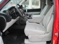 2009 Victory Red Chevrolet Silverado 1500 LT Crew Cab 4x4  photo #9