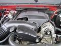 2009 Victory Red Chevrolet Silverado 1500 LT Crew Cab 4x4  photo #13