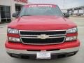 2006 Victory Red Chevrolet Silverado 1500 LS Extended Cab  photo #5
