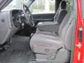 2006 Victory Red Chevrolet Silverado 1500 LS Extended Cab  photo #9