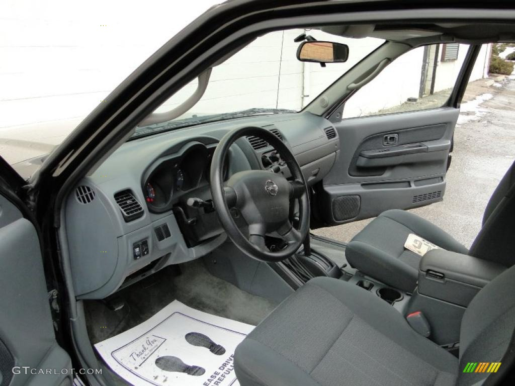 2002 Nissan Frontier Sc Crew Cab 4x4 Interior Photo 26623920