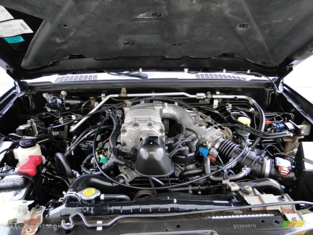 2002 Nissan Frontier Sc Crew Cab 4x4 3 3 Liter