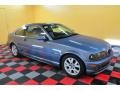 Topaz Blue Metallic - 3 Series 323i Coupe Photo No. 1