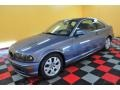 Topaz Blue Metallic - 3 Series 323i Coupe Photo No. 3