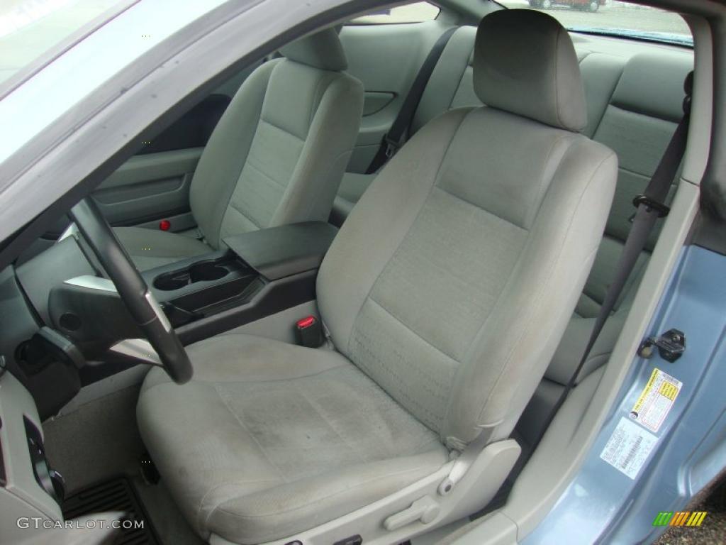 2007 Mustang V6 Premium Coupe - Vista Blue Metallic / Light Graphite photo #16