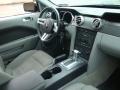 2007 Vista Blue Metallic Ford Mustang V6 Premium Coupe  photo #18