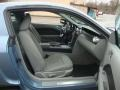 2007 Vista Blue Metallic Ford Mustang V6 Premium Coupe  photo #19