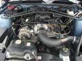 2007 Vista Blue Metallic Ford Mustang V6 Premium Coupe  photo #32