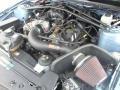 2007 Vista Blue Metallic Ford Mustang V6 Premium Coupe  photo #33