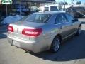 2008 Vapor Silver Metallic Lincoln MKZ Sedan  photo #3