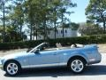 2007 Windveil Blue Metallic Ford Mustang V6 Premium Convertible  photo #14