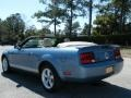 2007 Windveil Blue Metallic Ford Mustang V6 Premium Convertible  photo #15