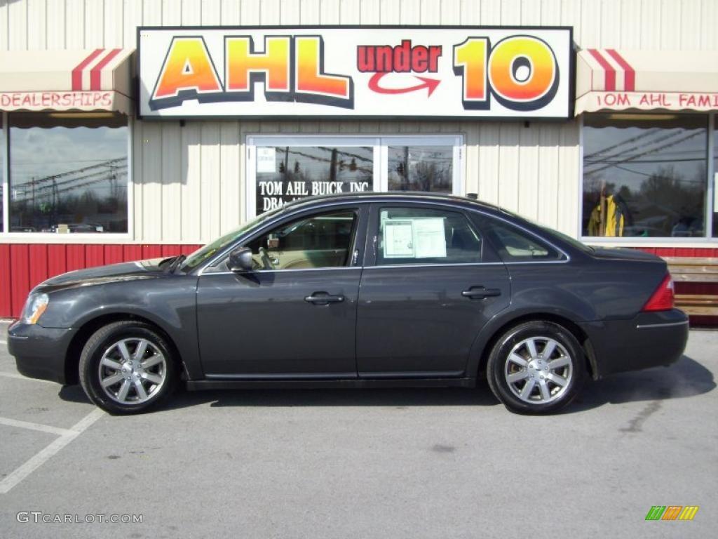 2007 alloy metallic ford five hundred sel 26594971. Black Bedroom Furniture Sets. Home Design Ideas