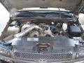 2003 Light Pewter Metallic Chevrolet Silverado 3500 LS Extended Cab 4x4 Dually  photo #25