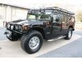 Black 1999 Hummer H1 Wagon